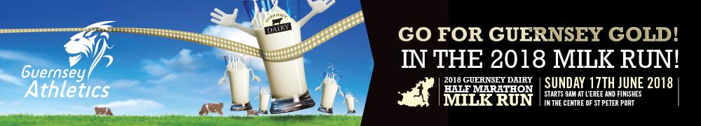 Guernsey Dairy Milk Run 2018