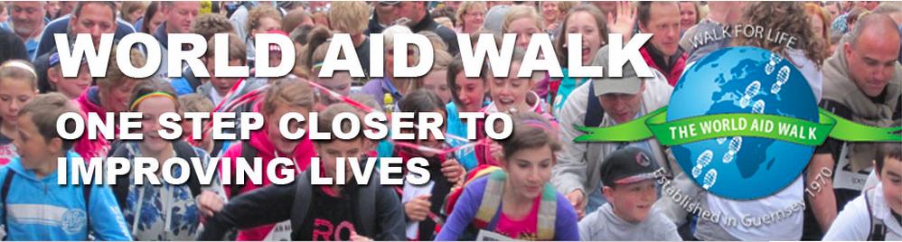 World Aid Walk 2018: Herm