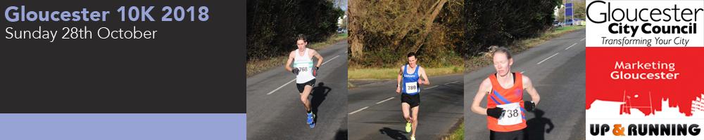 Gloucester 10k Run 2018