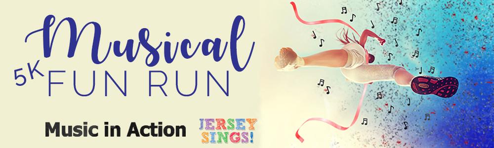 Musical 5K Fun Run
