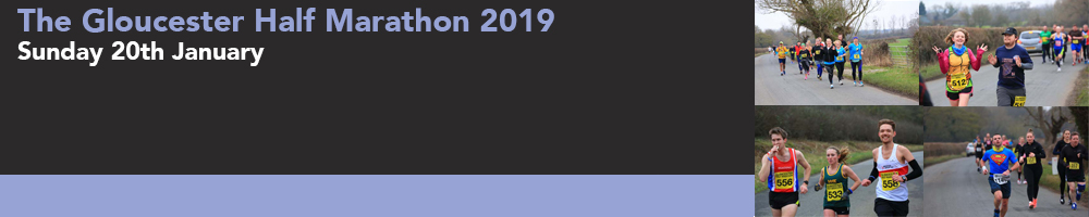 Gloucester Half Marathon 2019