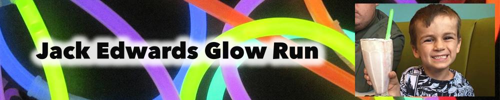 Jack Edwards Glow Run 2019