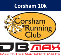 Corsham 10k Road Race and 2k Run 2019