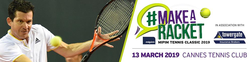 MIPIM Tennis Classic 2019 - Spectator entry