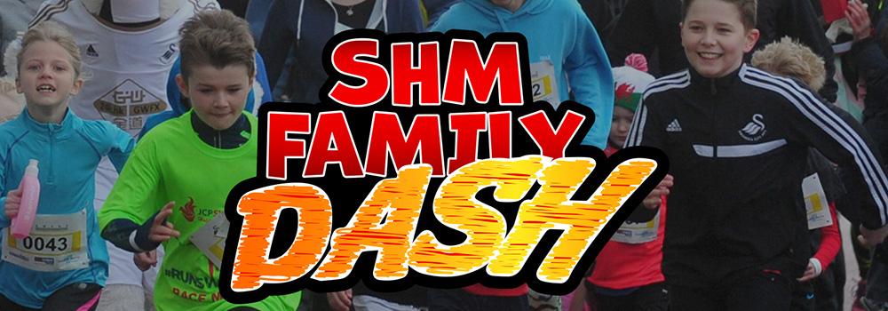 SHM 2K Family Dash 2019