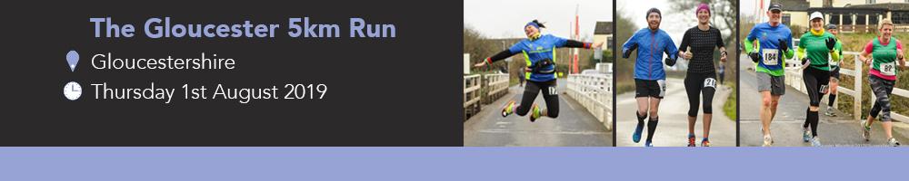 Gloucester 5k Run 2019