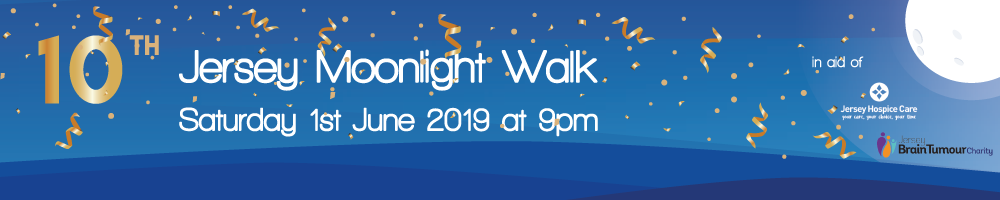 Jersey Moonlight Walk