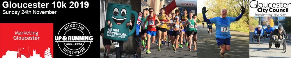 Gloucester 10k Run 2019