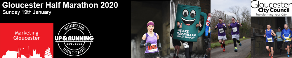 Gloucester Half Marathon 2020