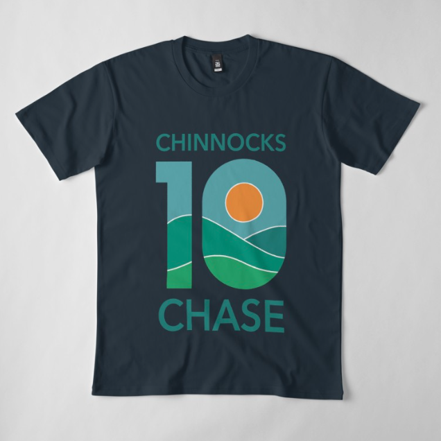 Chinnocks Chase T shirt