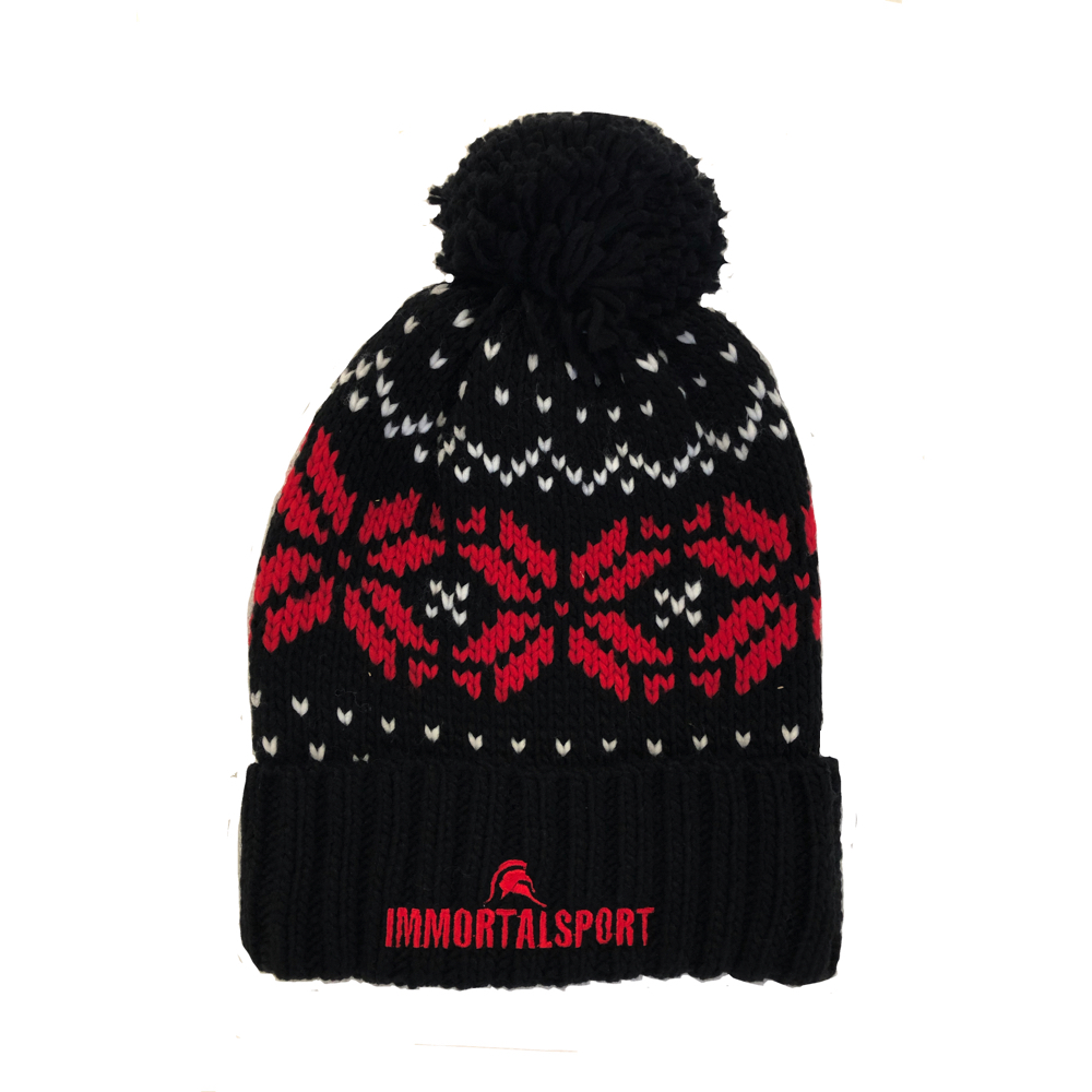 Immortal Sport Bobble Hat