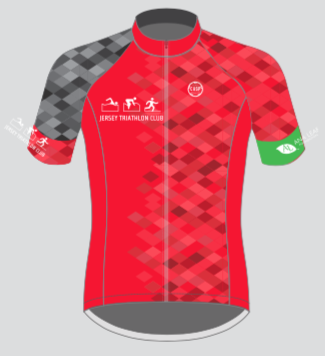 Cycle Jersey (Red)