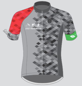 Cycle Jersey (Grey)