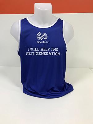 SportsAid Running Vest