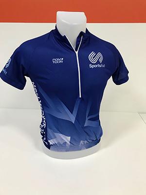 SportsAid Cycling Jersey