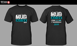 Mud Nation T-Shirt