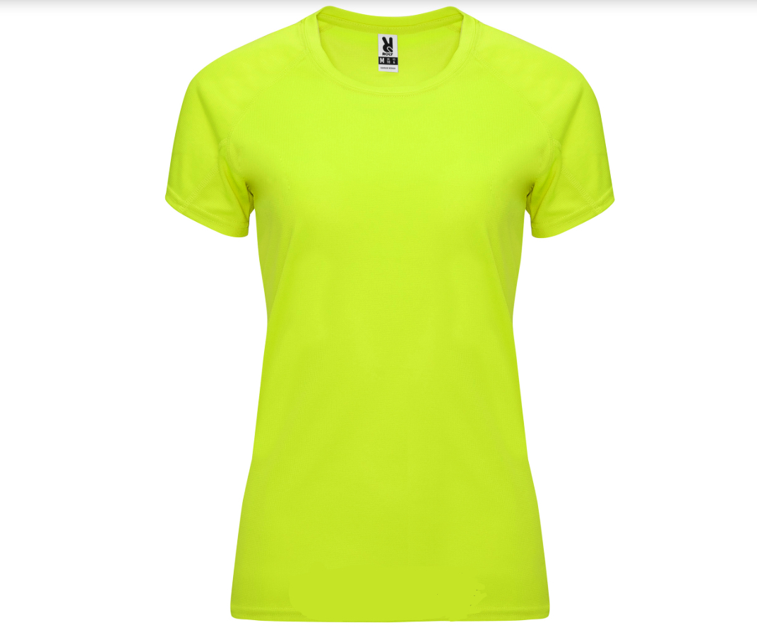 Stroud Half Marathon 2020 Hi Vis Tech T-shirt inc 2nd class P+P