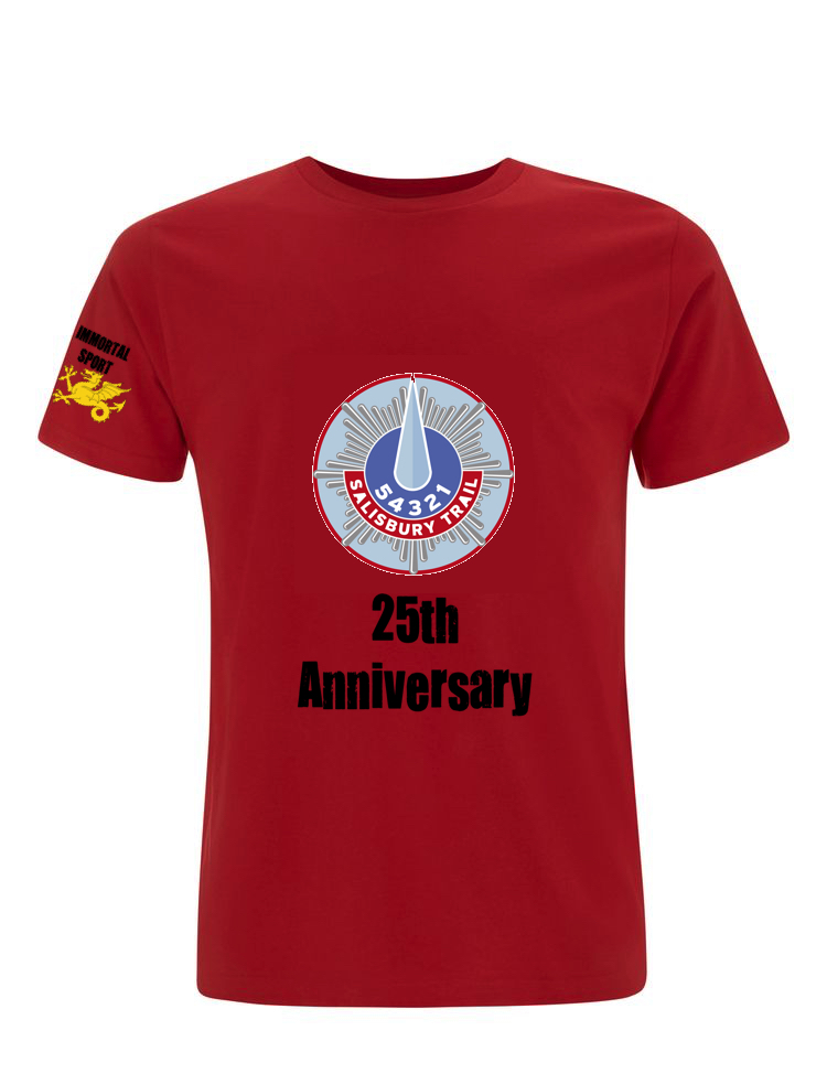25th Salisbury 54321 Tech Shirt