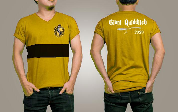 Tchico Giant Quidditch t-shirt