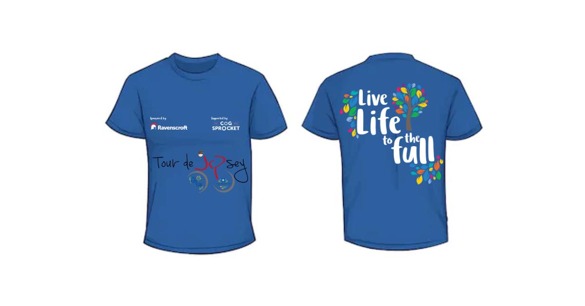 Tour de Jersey T-shirt