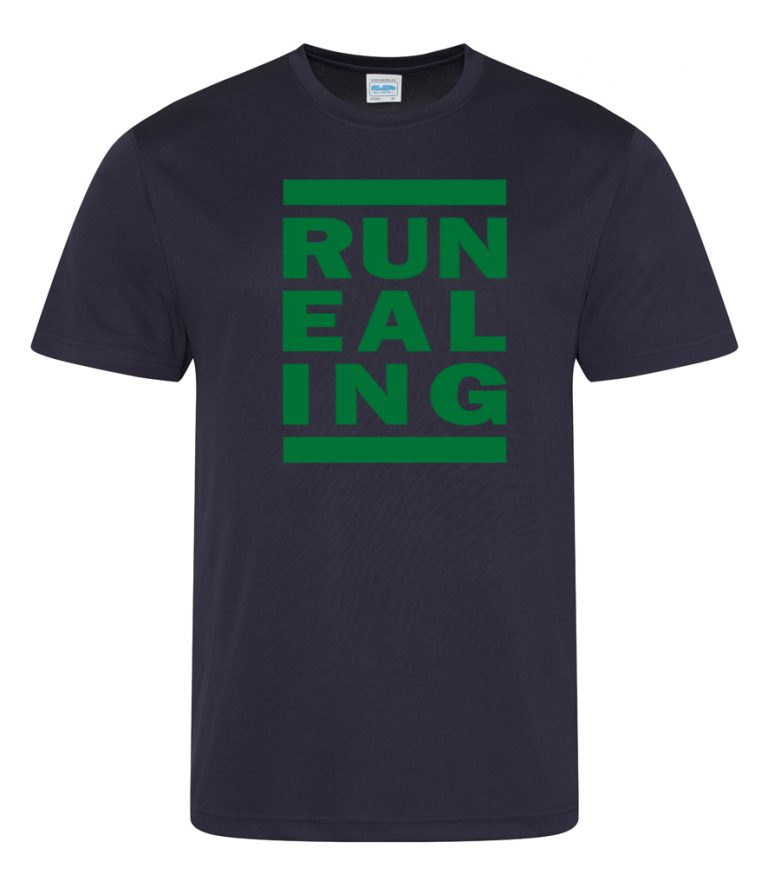 Run Ealing T-Shirt - Male (inc UK p&p)