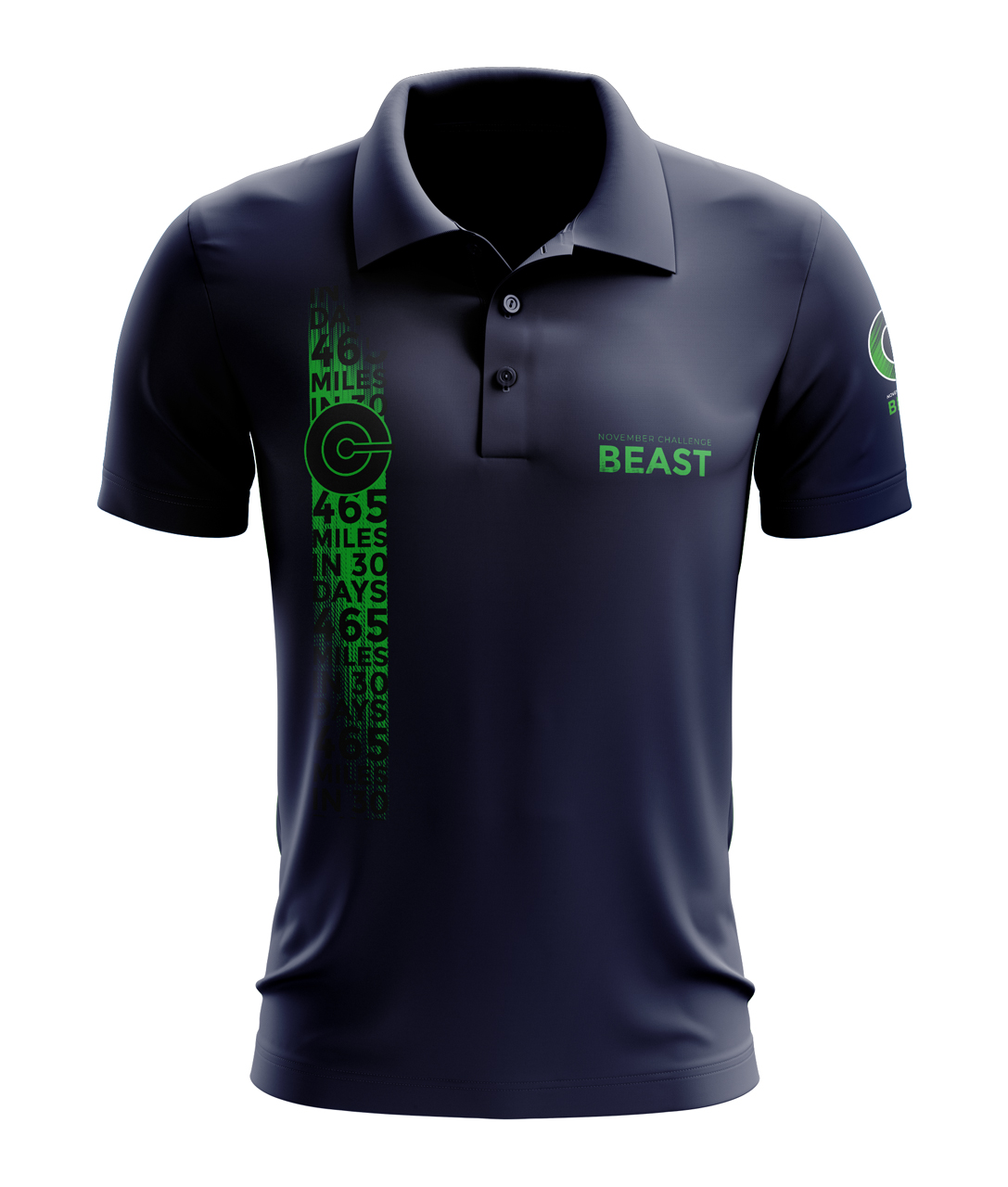 November Challenge 'The Beast' Polo