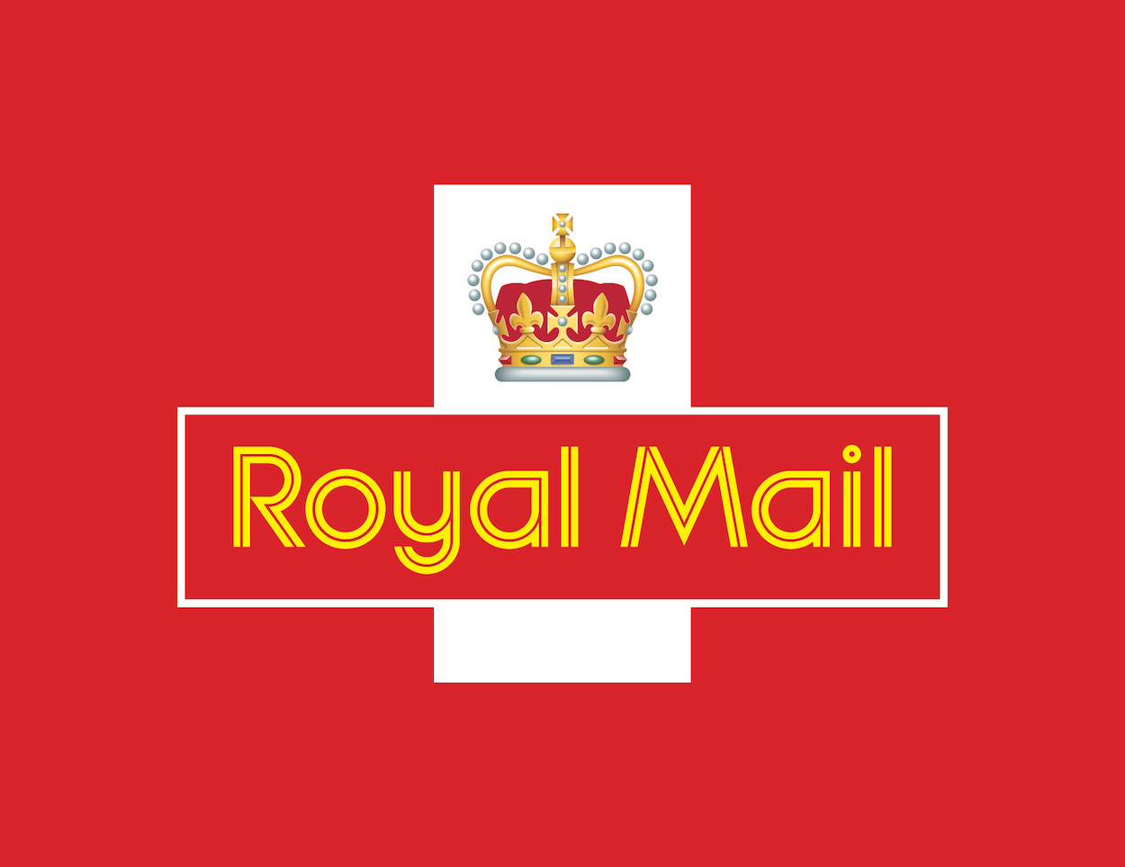Royal Mail International Postage