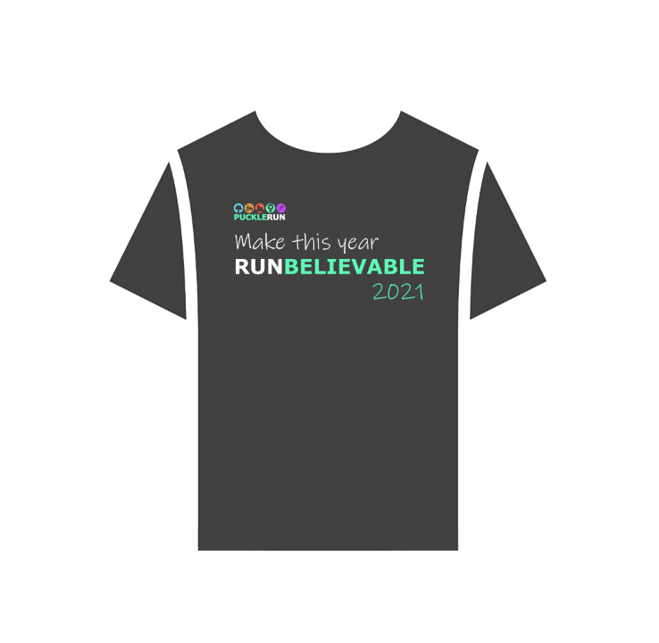Childs Runbelievable T-shirt