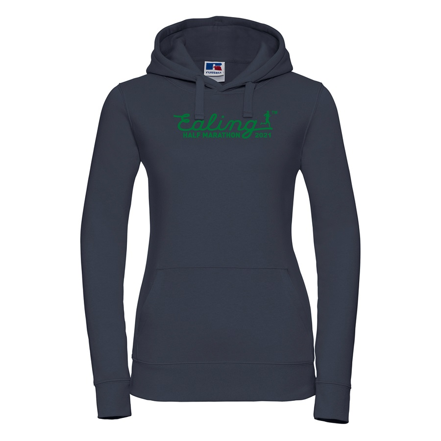 Ealing Half Hoody - Female (inc UK p&p)