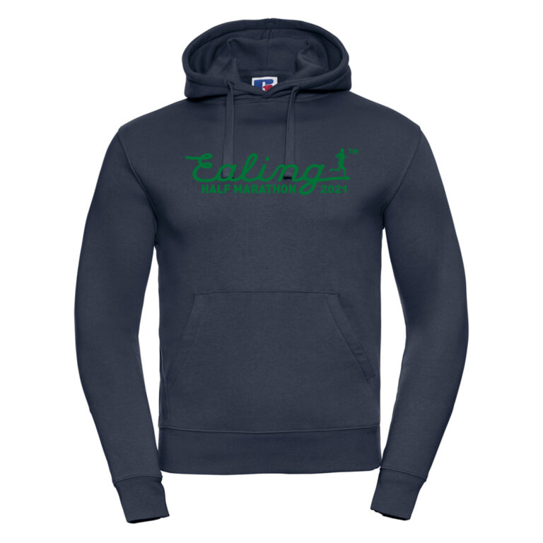 Ealing Half Hoody - Male (inc UK p&p)