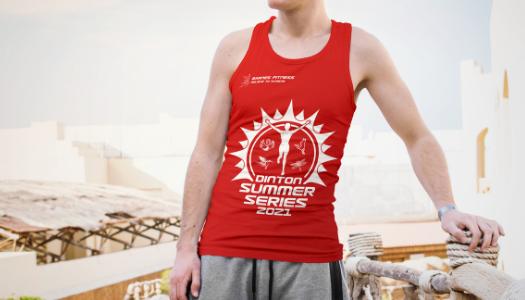 Summer Series 2021 Vest