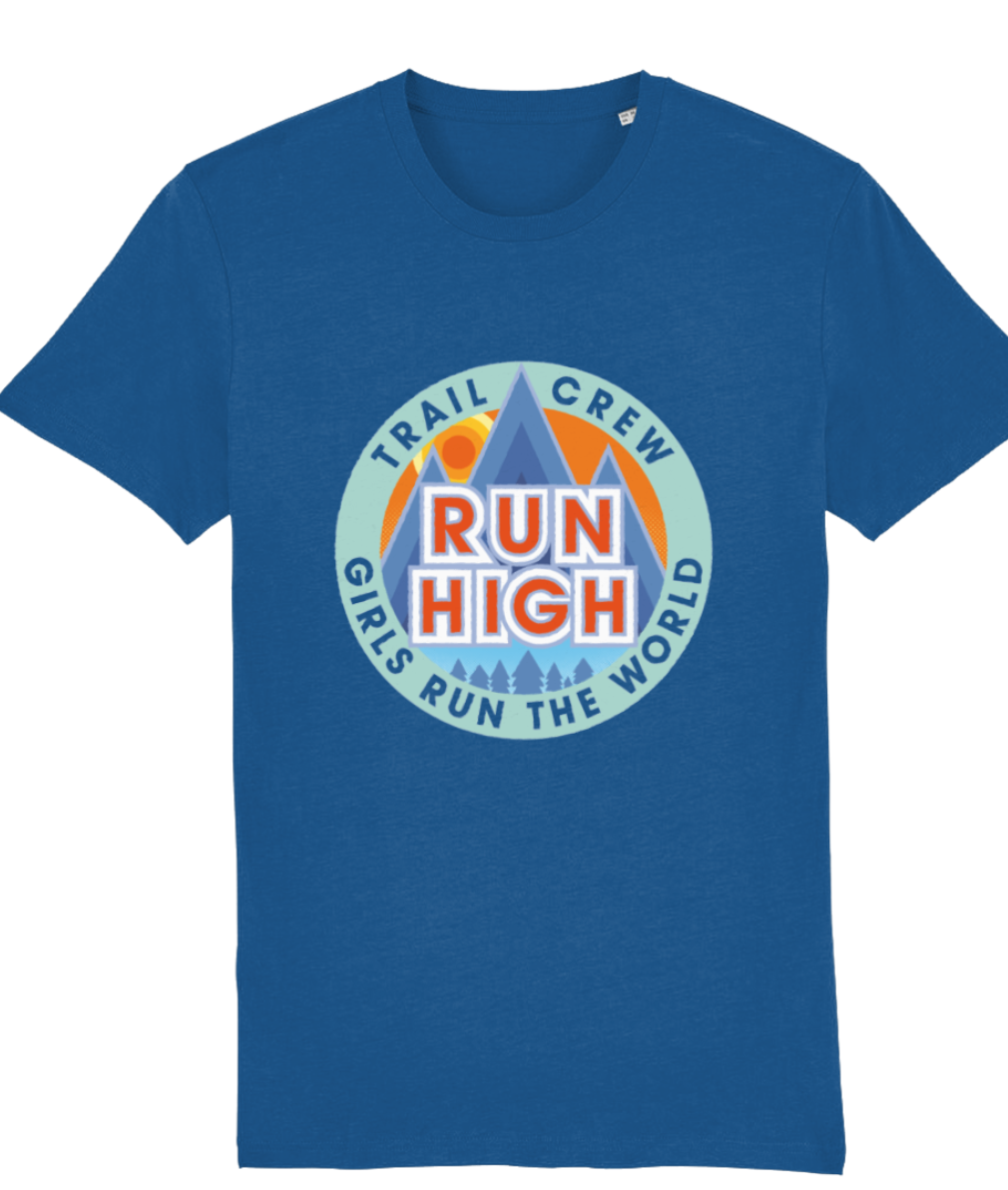 Run High T-Shirt inc P&P