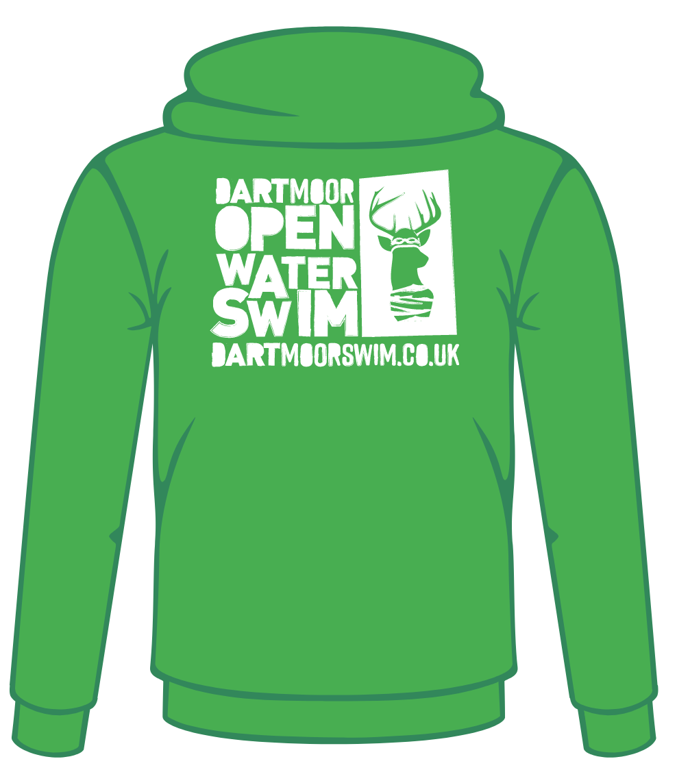 Chunky Hoody with Dartmoor Logo