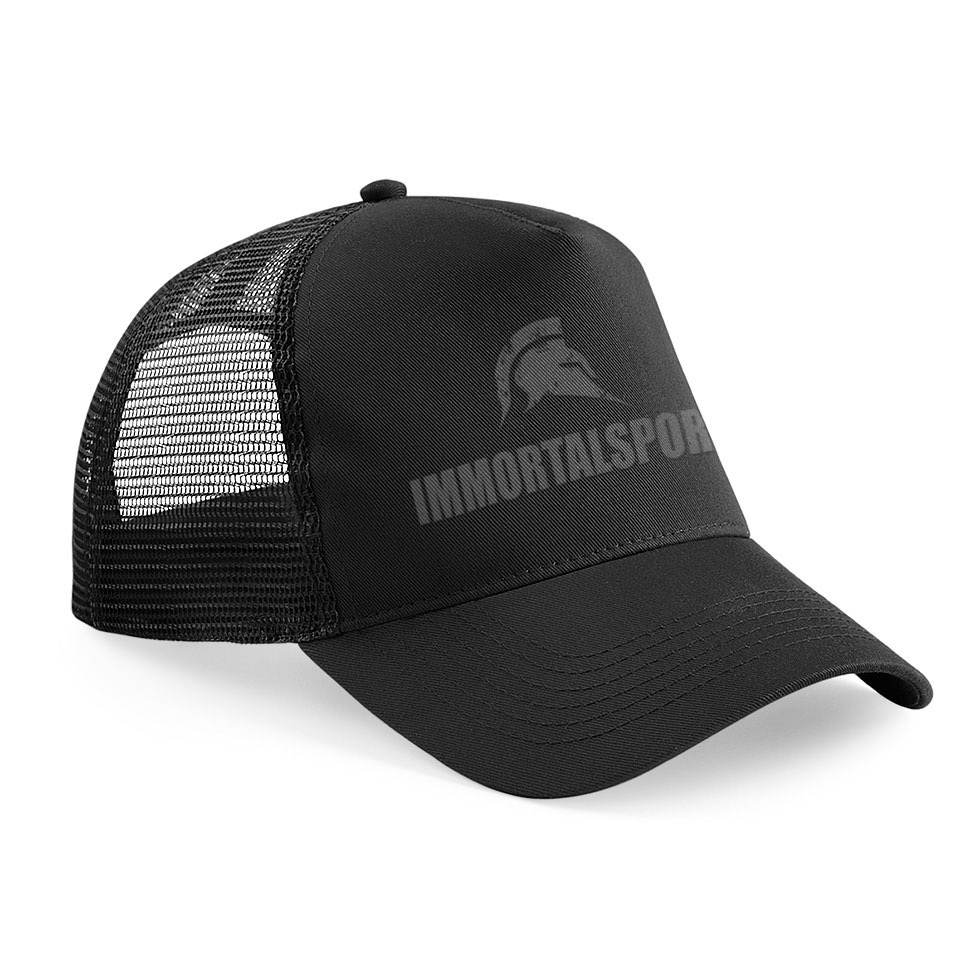 Immortal Sport Snap Back Trucker Cap