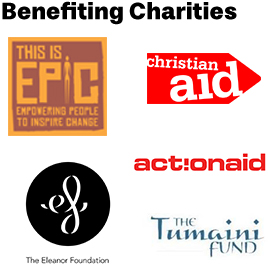5 charities