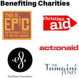 5 International charities