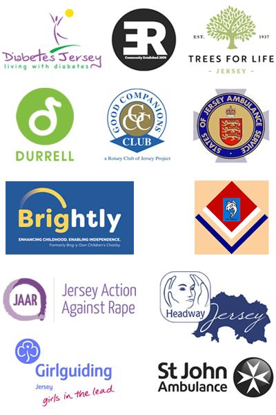 10 Jersey Charities