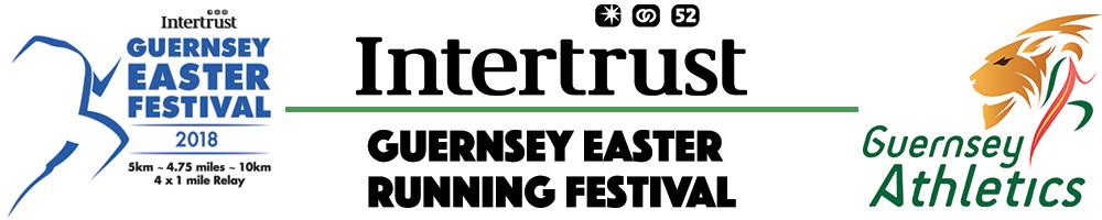 Guernsey Easter Running Festival 2018 - 3x Standard Entry