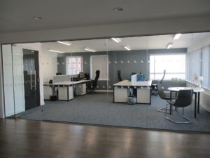 Nearly Office Space