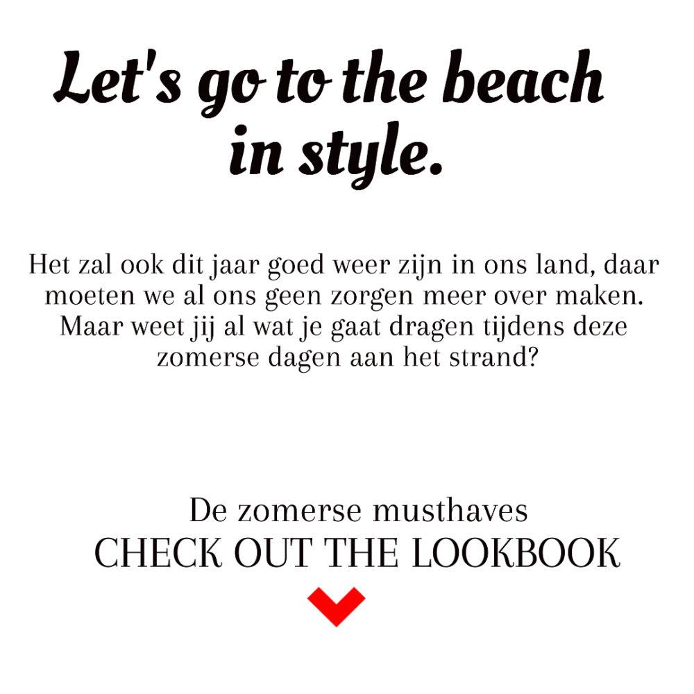 Beach Nieuwsbrief 1