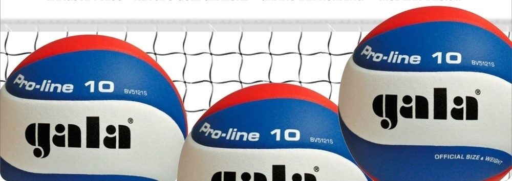 Banner Gala Volleyballen