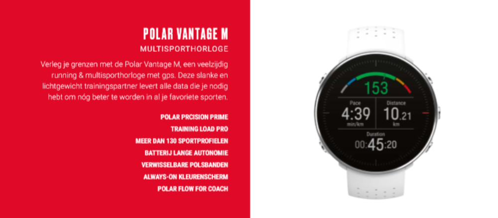 Polar Vantage Frederik Van Lierde Sport Lauwers Loopevent Advice That Fits You2