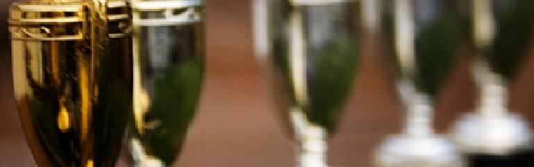 Bekers en medailles