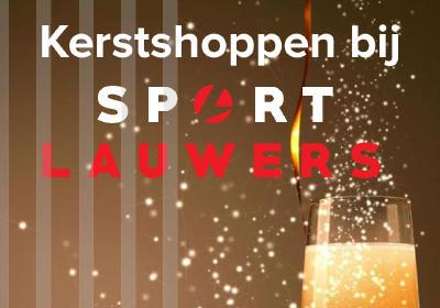 Kerstshoppen bij Sport Lauwers