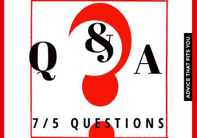 Q&A persoonlijke advies