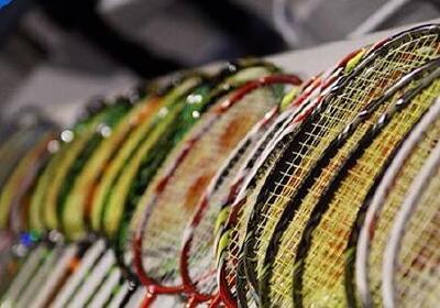 Yonex badmintonrackets