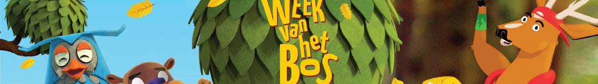 Wandeling Week van het Bos 19 oktober