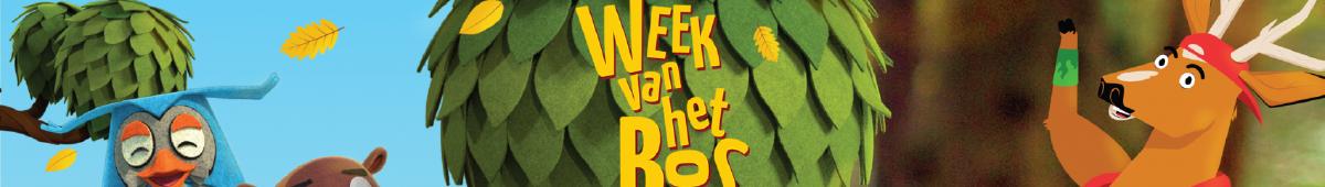Week van het bos: De acties