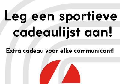 Communielijst bij Sport Lauwers!