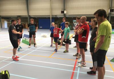 Sport Lauwers Academy: Badminton